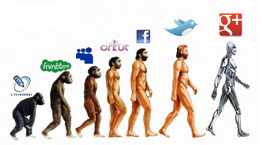 Google+ evolves