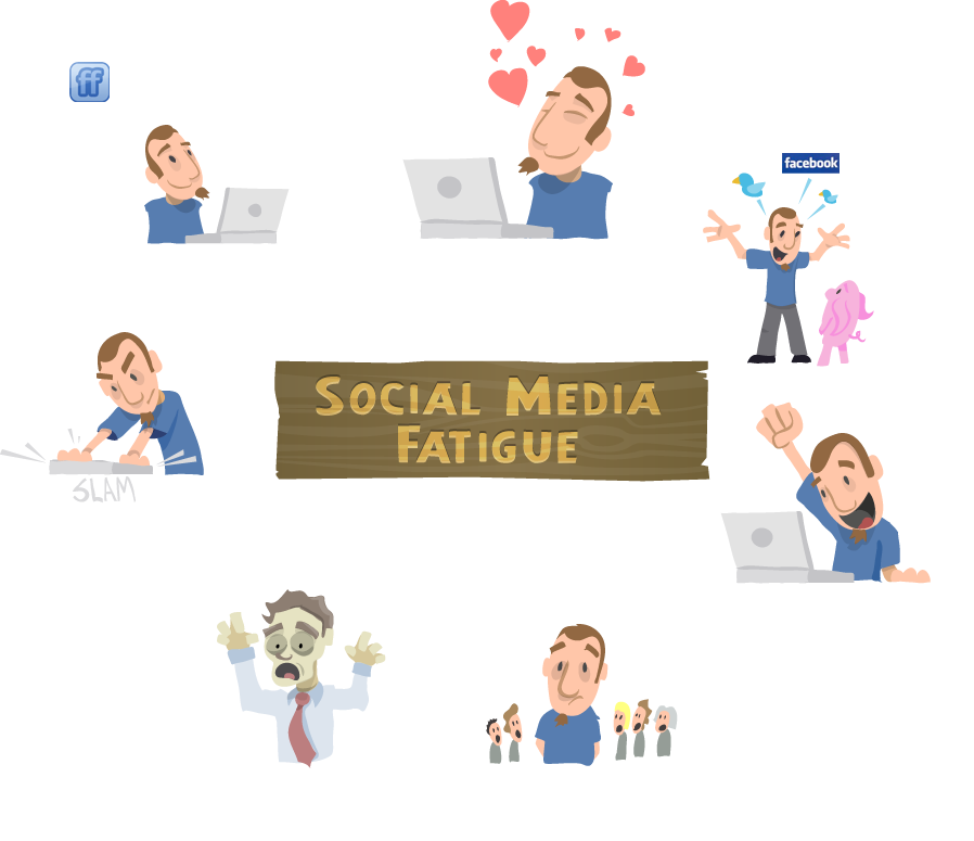 10 Simple Tips For Social Media Best Practice: How To Overcome Social Media Fatigue: Easy And Instant
