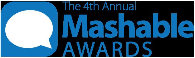 4th annual Mashable awards