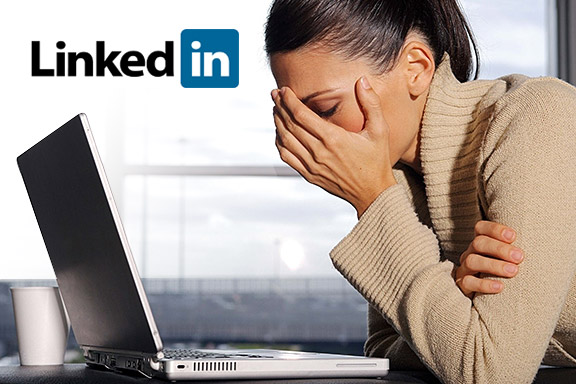 common LinkedIn mistakes