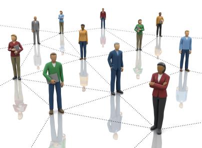 social media business network