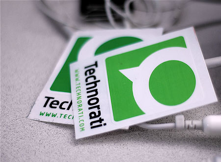 Technorati website