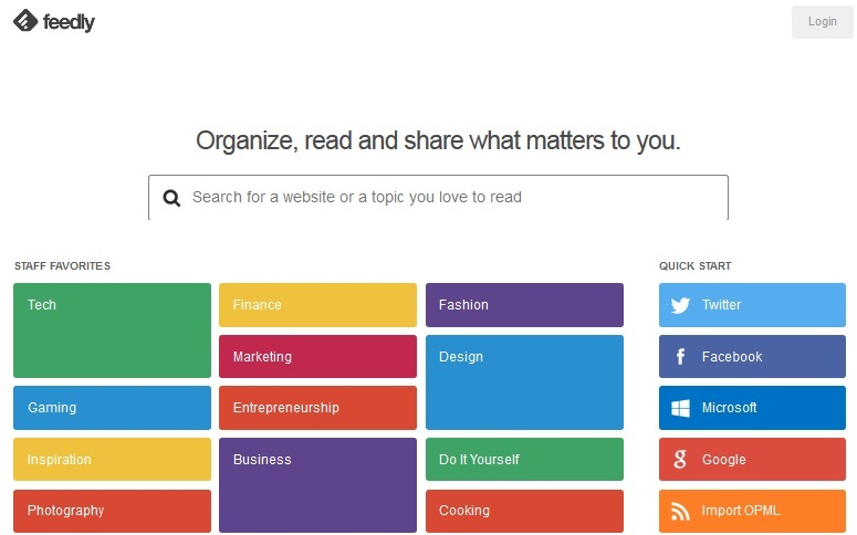 How to Automate Your Social Media Presence Feedly