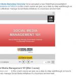 LinkedIn Love SMMU SlideShare Native