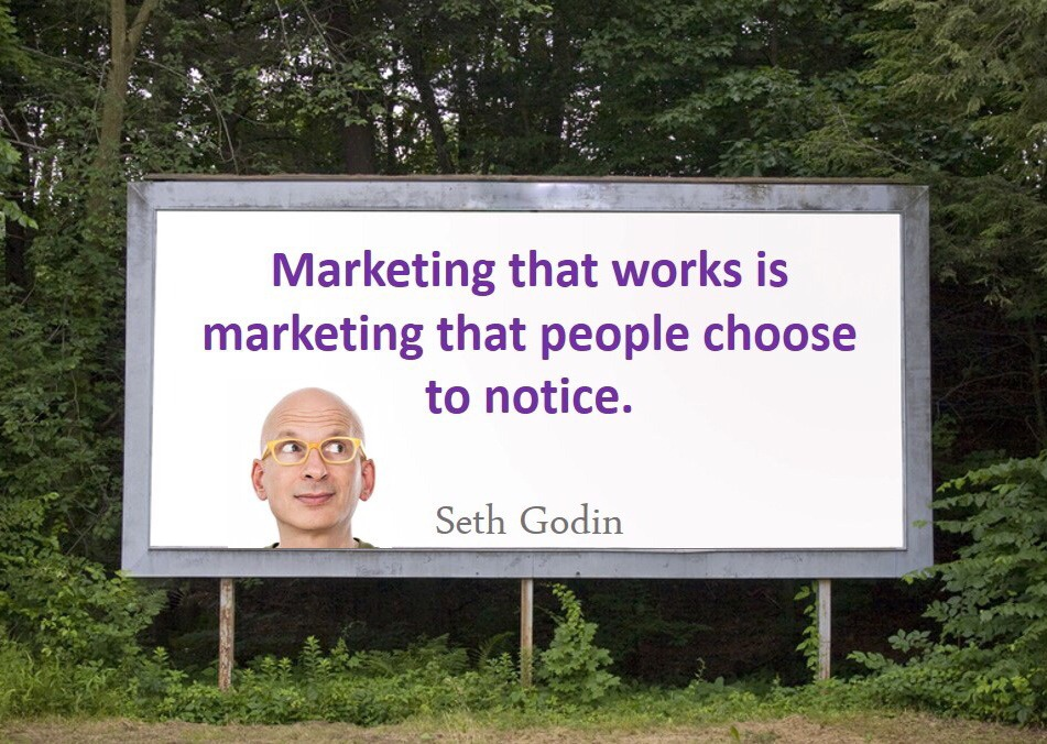 #9 Best Quotes from Seth Godin on PR and Marketing