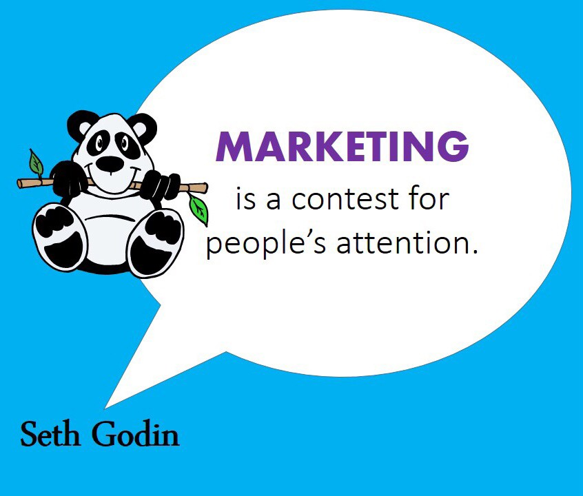 #1 Top Best Quotes from Seth Godin on PR and Marketing