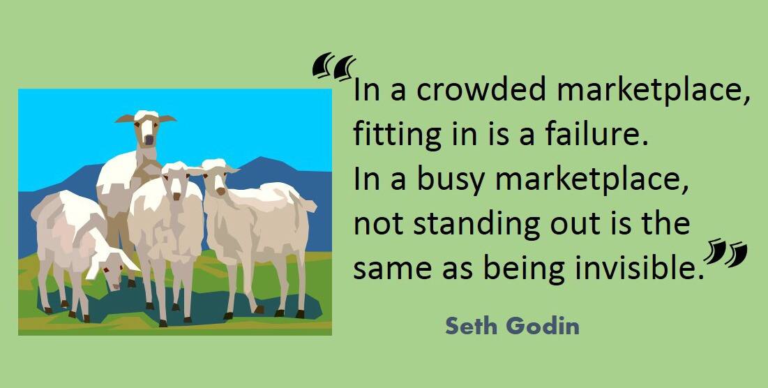 40 Best Quotes From Seth Godin On PR And Marketing Social Media Custom Pr Quotes