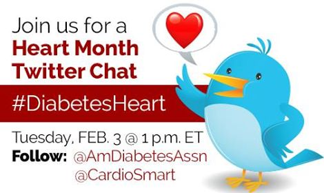 American Heart Month Twitter Chat