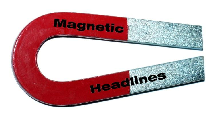 Magnetic Headlines